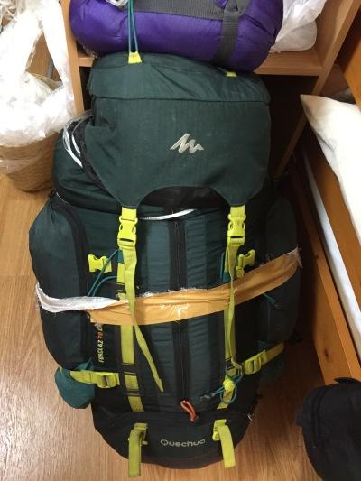 equipaje perfecto para dar la vuelta al mundo