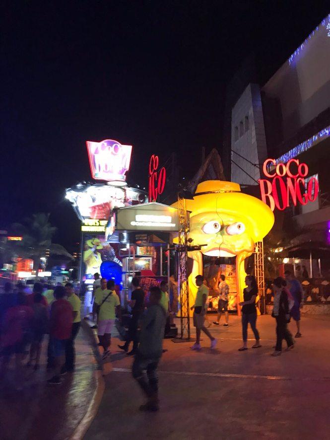 Cancún Coco Bongo