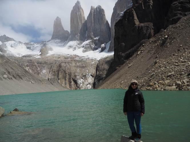 Base de Las Torres del Paine