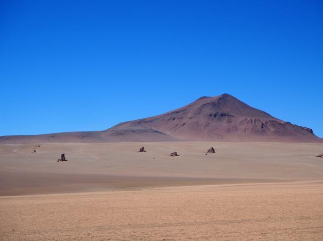 Desierto Dali salar uyuni