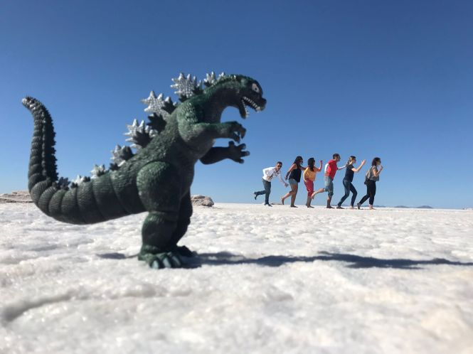 Tour Salar de Uyuni trex