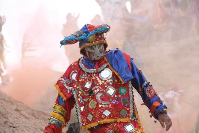 Carnaval Uquía