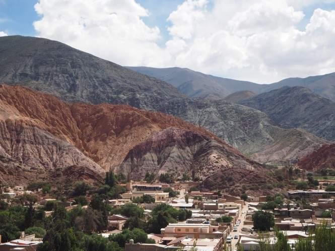 Cerro 7 colores Humahuaca