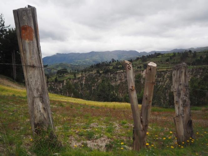 Señales del Quilotoa Loop