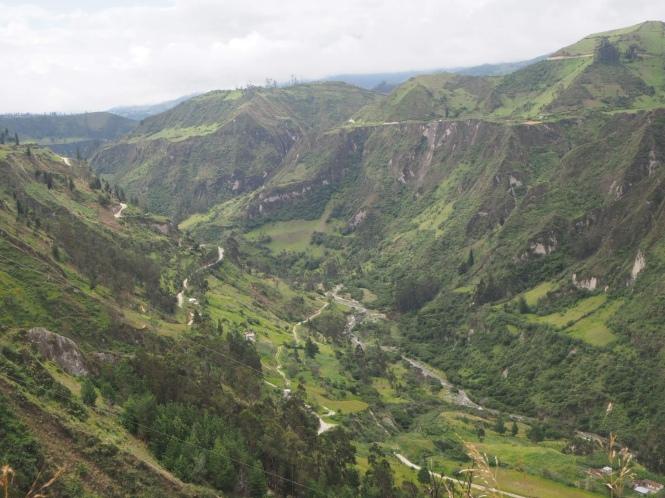 Mirador del Toachi Quilotoa Loop