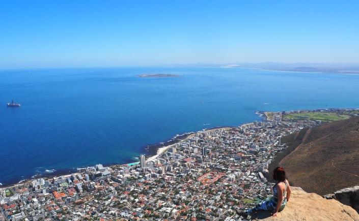 Lion´s Head que hacer en Ciudad del Cabo