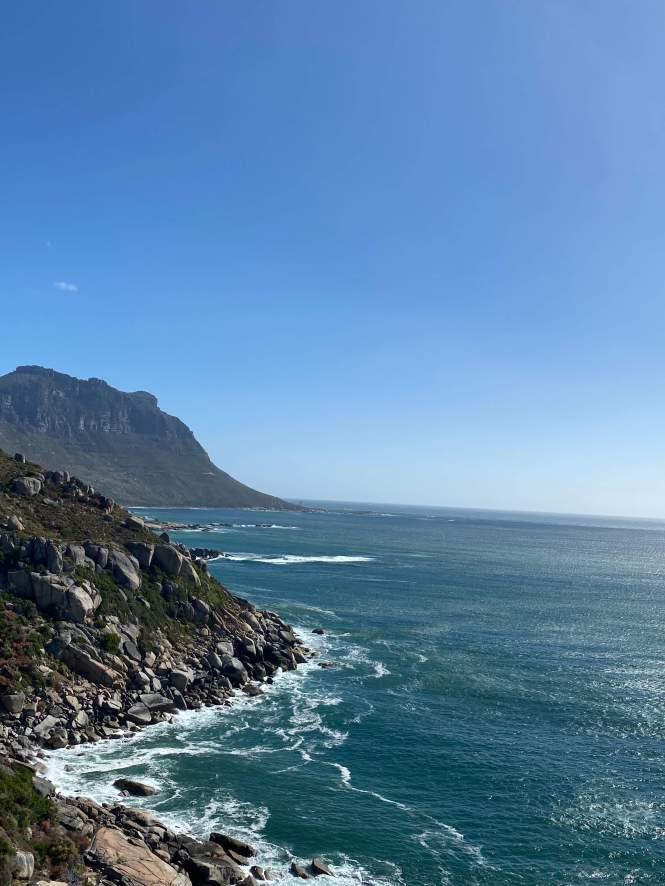 playas Ciudad del Cabo