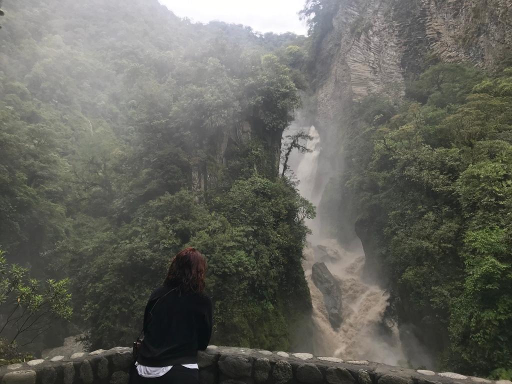 Pailón del Diablo, Baños Ecuador