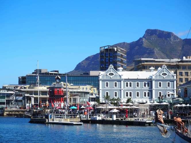 Victoria Albert Waterfront Ciudad del Cabo que hacer