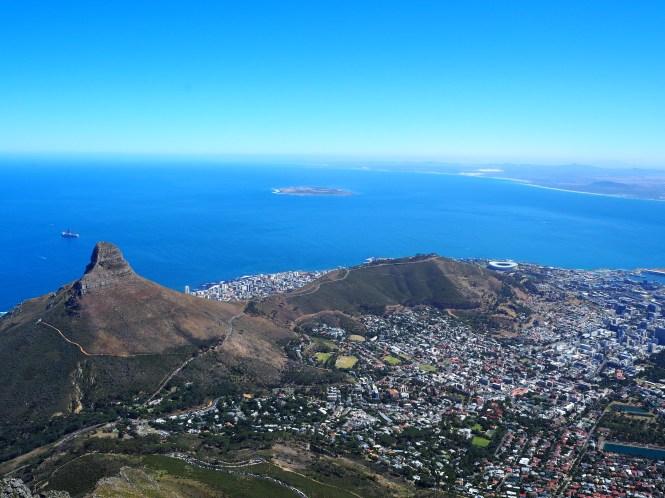 Table Mountain que hacer en Ciudad del Cabo