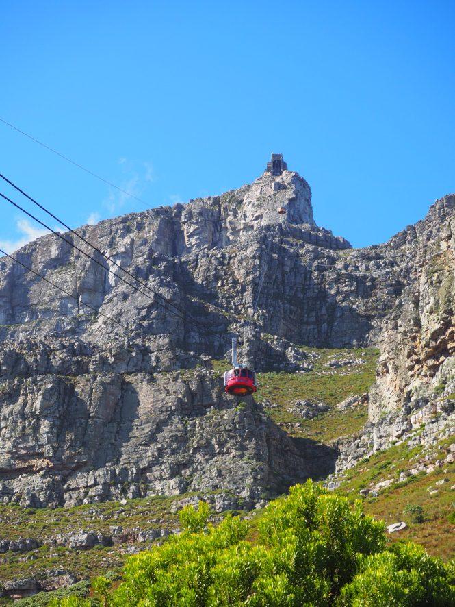 que hacer en Ciudad del Cabo Table Mountain