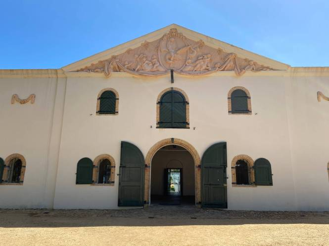 Groot Constantia Ciudad del Cabo