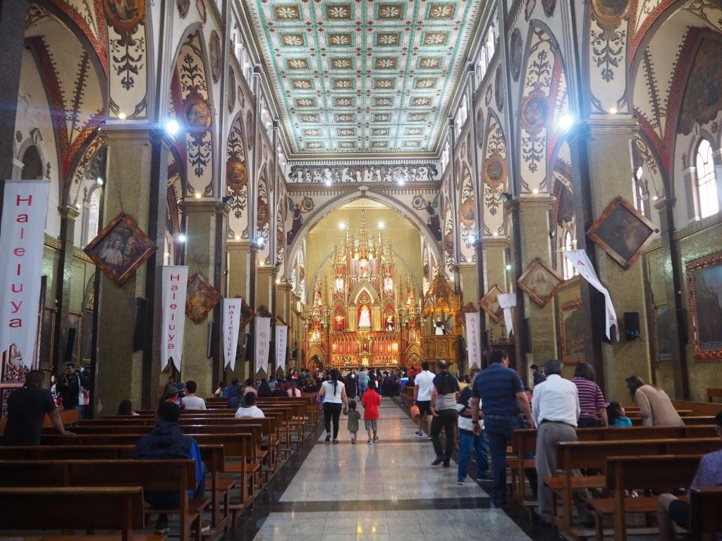 Basílica Baños qué hacer en Baños