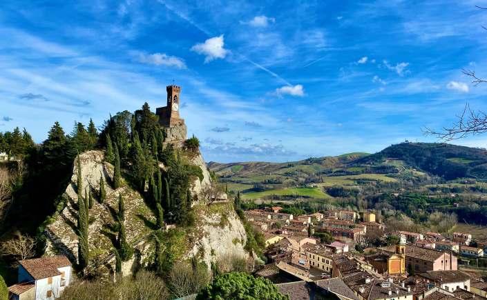 brisighella pueblos mas bonitos Italia