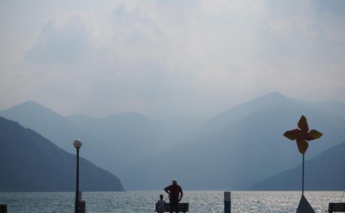 Pisogne lago iseo