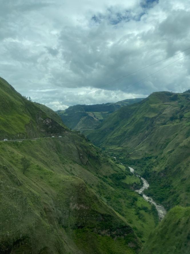 Ipiales a Popayán en bus