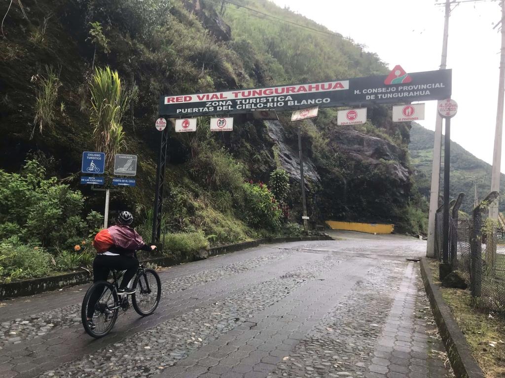 Ruta de las cascadas, pailón del Diablo, qué hacer en Baños